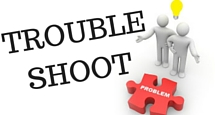 Fast and effective troubleshooting by business coach David Lennon