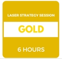 Gold 6 hr laser strategy session