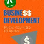 Ebook cover - 20 Business Development Tricks