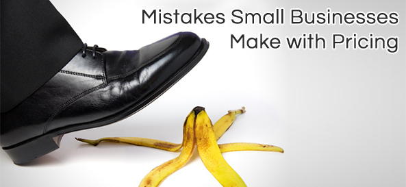 Number 1 mistake Small Businesses make with pricing